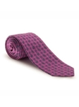 Pink, Blue and Navy Paisley  Heritage Best of Class XL Tie | Robert Talbott Extra Long Ties Collection | Sam's Tailoring