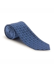 Blue and Black Medallion Heritage Best of Class XL Tie | Robert Talbott Extra Long Ties Collection | Sam's Tailoring
