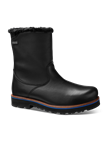 Black Leather / Black Sole Snow Lodge Active Outdoor Shoe | Active Outdoor Shoes | Sam's Tailoring Fine Men Clothing