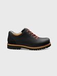 Black Waxed Nubuck / Black Sole Hubbard Fresh Active Outdoor Shoe | Active Outdoor Shoes | Sam's Tailoring Fine Men Clothing