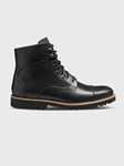 Black Leather / Black Sole Uptown Maverick Dress Boot| Men's Dress Shoes | Sam's Tailoring Fine Men Clothing