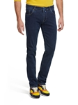 Stone Blue M5 Skinny Super Stretch Deinm  | Meyer Denim - Five Pocket | Sam's Tailoring Fine Mens Clothing