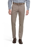 Taupe Bonn Fairtrade Soft Cotton Chino | Meyer Trousers/Chinos |  Sam's Tailoring Fine Men Clothing