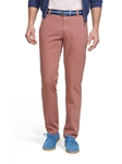 Mauve Bonn Italian Fit Cotton Canvas Chino | Meyer Trousers/Chinos |  Sam's Tailoring Fine Men Clothing