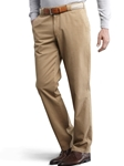 Camel Roma Regular Fit Soft Cotton Chino | Meyer Trousers/Chinos |  Sam's Tailoring Fine Men Clothing