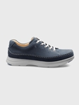 Driftwood Blue 36 Hole Active Outdoor Shoe | Active Outdoor Shoes | Sam's Tailoring Fine Men Clothing