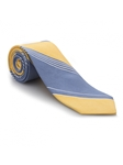 Yellow, Sky and White Seasonal Best of Class Tie | Best of Class Ties Collection | Sam's Tailoring Fine Men Clothing