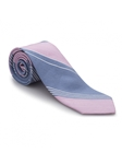 Pink, Sky and White Seasonal Best of Class Tie | Best of Class Ties Collection | Sam's Tailoring Fine Men Clothing