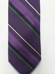 Violet, white and green Estate Tie | Estate Ties Collection | Sam's Tailoring Fine Men Clothing