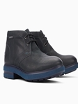 Black Nubuck Shock Absorber Ankle Boots | Mephisto New Arrivals | Sam's Tailoring Fine Men Clothing