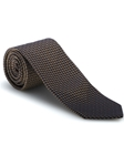 Navy With Gold Medallion Best of Class Tie | Best of Class Collection | Sam's Tailoring Fine Men's Clothing