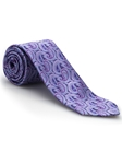 Black, Sky & Violet Paisley Best of Class Tie | Best of Class Collection | Sam's Tailoring Fine Men's Clothing