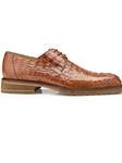 Honey Genuine Hornback Crocodile Coppola Shoe | Belvedere Shoes Spring Collection | Sams Tailoring Fine Men Clothing