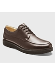Chestnut Leather With Brown Sole Men's Dress Shoe | Men's Spring Dress Shoes | Sam's Tailoring Fine Men Clothing