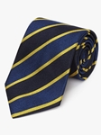 Blue & Yellow Essex Regiment Regimental Tie | Fine Ties Collection | Sam's Tailoring Fine Men Clothing