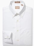 White Button Down Pinpoint Big And Tall Shirt | Big & Tall Shirts Collection | Fine Men Clothing