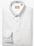 White Oxford Button Down Big And Tall Shirt | Big & Tall Shirts Collection | Fine Men Clothing