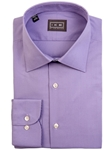 Lavender Broadcloth Ike by Ike Behar Dress Shirt | IKE Behar Dress Shirts | Sam's Tailoring Fine Men's Clothing