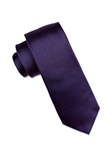 Navy with Sky Red Micro Dot Tie | Ike Behar Ties Collection | Fine Men's Clothing