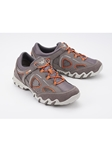 Grey Mesh Textile Lining Nubuck Outdoor Shoe | Women's Outdoor Shoes  | Sams Tailoring