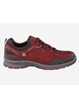 Black/Winter Red Membrane Allro-Tex Outdoor Shoe | Women's Outdoor Shoes  | Sams Tailoring