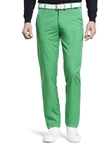 Green Augusta Ultra Stretchy Golf Chino | Meyer Golf Collection |  Sam's Tailoring Fine Men Clothing
