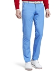 Light Blue Augusta Stretchy Golf Chino | Meyer Golf Collection |  Sam's Tailoring Fine Men Clothing