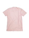 Pink Crew Neck Short Sleeves Cotton t-shirt | Georg Roth Crew Neck T-shirts | Sam's Tailoring Fine Men Clothing