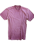Plum Garment Dyed Short Sleeves t-shirt | Georg Roth Crew Neck T-shirts | Sam's Tailoring Fine Men Clothing