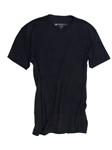 Navy Crew Neck Short Sleeves Cotton t-shirt | Georg Roth Crew Neck T-shirts | Sam's Tailoring Fine Men Clothing