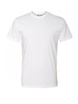 White Short Sleeves Crew Neck Men's t-shirt | Georg Roth Crew Neck T-shirts | Sam's Tailoring Fine Men Clothing
