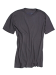 Grey Crew Neck Short Sleeves Cotton t-shirt | Georg Roth Crew Neck T-shirts | Sam's Tailoring Fine Men Clothing