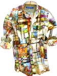 Bright Las Vegas Long Sleeves Big & Tall Shirt | Georg Roth Big & Tall Shirts | Sams Tailoring Fine Mens Clothing