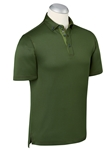 Kapers XH2O Raphael Two Tone Twill Jacquard Polo Shirt | Bobby Jones Polos Collection | Sams Tailoring Fine Men's Clothing