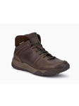 Dark Brown Suede Smooth Leather Outdoor Sneaker | Mephisto Causal Shoes | Sam's Tailoring Fine Men Clothing