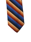 Multi Colored Stripes Executive President Estate Tie | Estate Ties Collection | Sam's Tailoring Fine Men's Clothing