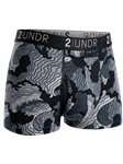 Tsunami 3 Inch Trunk Cut Swing Shift Underwear | 2Undr Trunk Underwear | Sam's Tailoring Fine Men Clothing