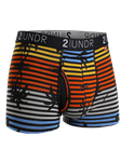 Endless 3 Inch Trunk Cut Swing Shift Underwear | 2Undr Trunk Underwear | Sam's Tailoring Fine Men Clothing