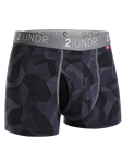 Black Camo 3 Inch Trunk Cut Swing Shift Underwear | 2Undr Trunk Underwear | Sam's Tailoring Fine Men Clothing