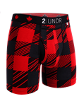 O Canada Swing Shift 6 Inch Boxer Brief | 2Undr Boxer Brief | Sam's Tailoring Fine Men Clothing