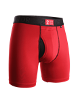 Crimson Power Shift 6 Inch Brief Boxer | 2Undr Boxer Brief | Sam's Tailoring Fine Men Clothing