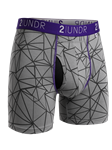 Star Track Swing Shift 6 Inch Boxer Brief | 2Undr Boxer Brief | Sam's Tailoring Fine Men Clothing