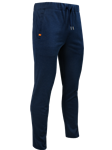Navy Zippered Pocket Men's Leisure Pant | 2Undr Lounge Wear | Sam's Tailoring Fine Men's Clothing