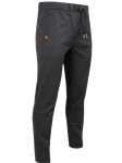 Black/Grey Zippered Pocket Leisure Pant | 2Undr Lounge Wear | Sam's Tailoring Fine Men's Clothing