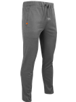 Grey/Grey Zippered Pocket Leisure Pant | 2Undr Lounge Wear | Sam's Tailoring Fine Men's Clothing