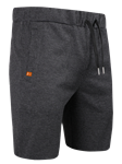 Black/Grey Two Front Pockets Leisure Short | 2Undr Lounge Wear | Sam's Tailoring Fine Men's Clothing