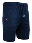 Navy Two Front Pockets Leisure Men's Short | 2Undr Lounge Wear | Sam's Tailoring Fine Men's Clothing