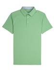 Fairway Green Comfort Pique Men's Hampton Polo | Vastrm Polo Shirts | Sam's Tailoring Fine Men Clothing