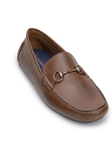 Tan Premium Soft Calf Leather Men's Loafer | Belvedere Studio Collection Shoes | Sam's Tailoring Fine Men's Clothing