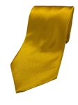 Yellow On Yellow Dots Silk Extra Long Tie | Italo Ferretti Extra Long Ties | Sam's Tailoring Fine Men's Clothing